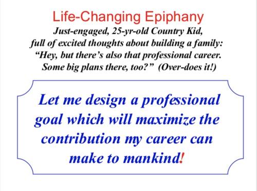 Doug Engelbart Epiphany